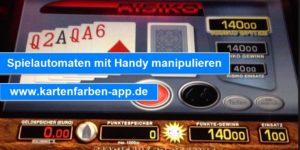 Spielautomaten Mit Handy Manipulieren